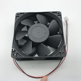 China Dc 12v High Speed Cooling Fan 5000rpm Plastic Frame With NMB Ball Bearing distributor