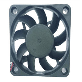 China Brushless Cooling DC Axial Fan 5v 12v 24v Sleeve / Ball Bearing 29db Noise distributor