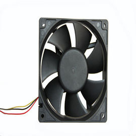 China Powerful Portable Ventilation Fans DC 12V 24V 48V 4000RPM 120mm Pwm Case Axial Cooling distributor