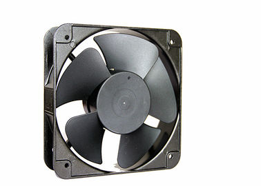 China 2500/3000rpm AC Brushless Fan 220V 2500RPM 420cfm Ball Bearing 200x200x60mm Size distributor