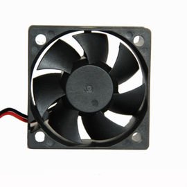 China Sleeve Bearing Dc Exhaust Fan , Brushless Cooling Fan 5500RPM 5v 12v 24v 50*50*20mm distributor