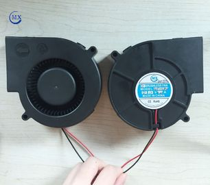 China 12v Turbine Equipment Cooling Fans Smoke Blower For Air Purifire Plastic Centrifugal factory