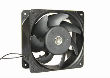 China Metal Frame Electronics Cooling Fans 2600RPM 42 Watt Waterproof 160 X 160 X 62mm distributor