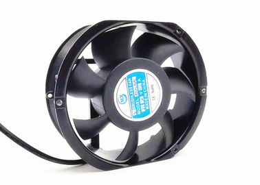China DC Axial High Speed Cooling Fan 3000RPM 0.36A Metal Frame 172x150x51mm Low Noise distributor