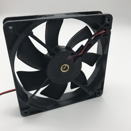 China 115 CFM 12V DC Brushless Fan 120mm/ San Ace High Speed For Electric Heating Furnace distributor
