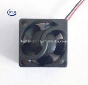 China 5V Dc Motor Equipment Cooling Fans Micro Brushless Axial Fan For Small Product factory