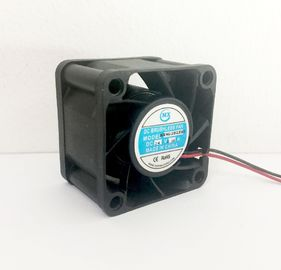 China DVD CPU Energy Saving Air Cooler / Electric Motor Cooling Fan Black Color factory