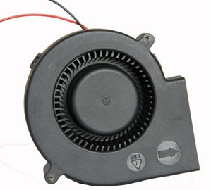 China Black Equipment Cooling Fans DC FG/IP58 Blower Exhaust Fan With 57dB Noise factory