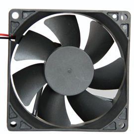 China High Pressure Equipment Cooling Fans Plastic 12V 24V 48V For Computer Fridge factory