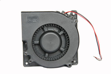 China 120mm * 32mm 12V High Pressure Blower Fan Dc Motor 4.68 Inch High Speed Exhaust Blower Air Cooling distributor